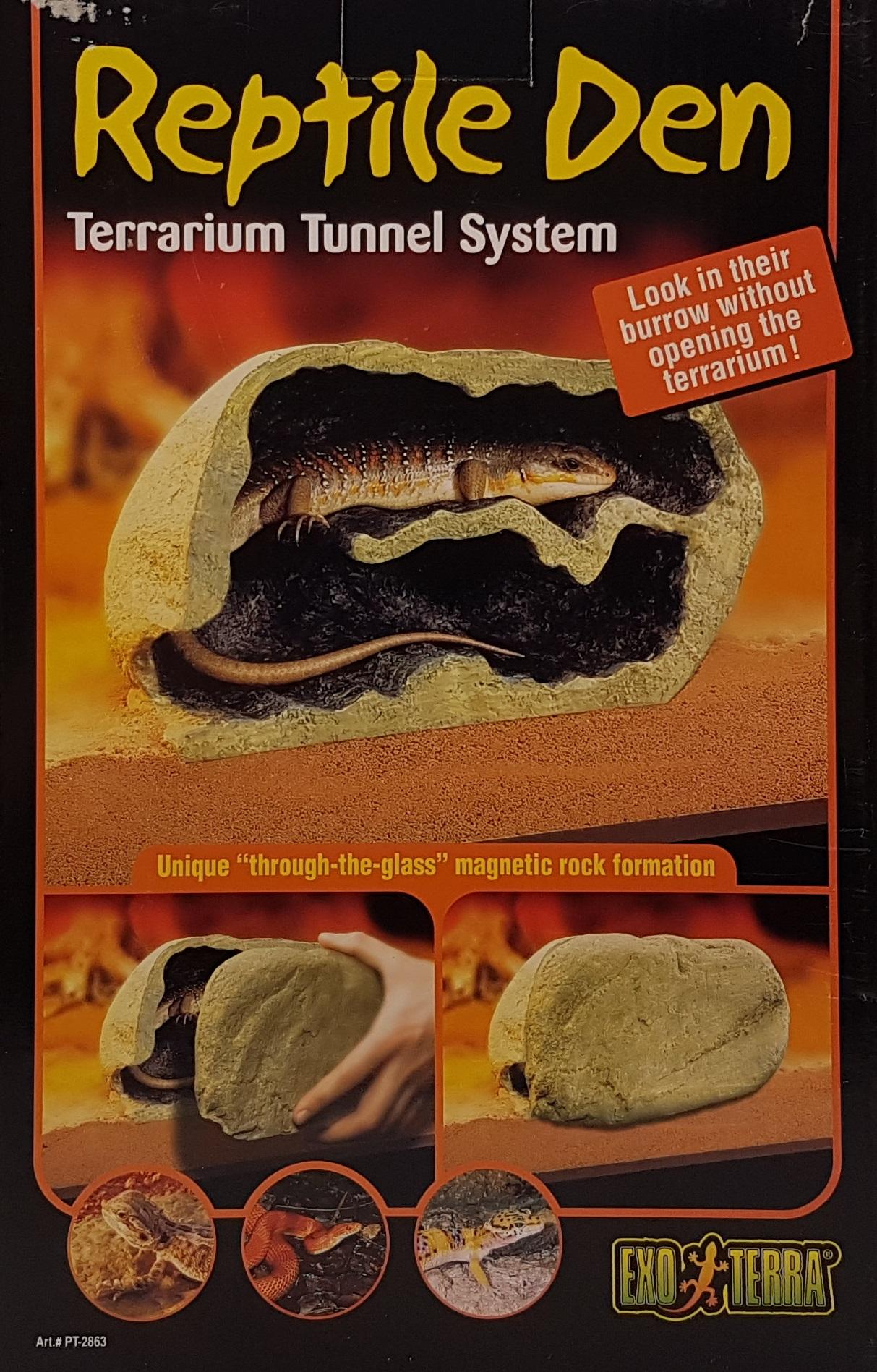 Exo Terra Reptile Den
